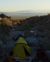 [Desert Campsite]