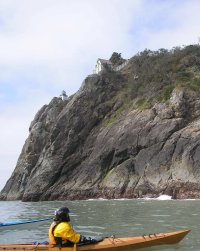 [Kayaking Trinidad Bay]
