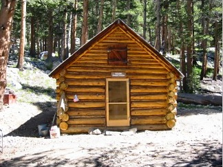 [Wilderness Ranger Cabin]