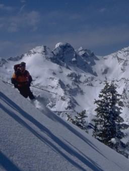 [Backcountry Skiing Utah]