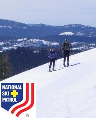 [Ski Patrollers]
